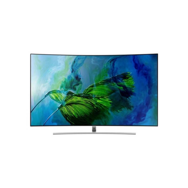 Televízor Samsung QE75Q8 strieborná + Doprava zadarmo