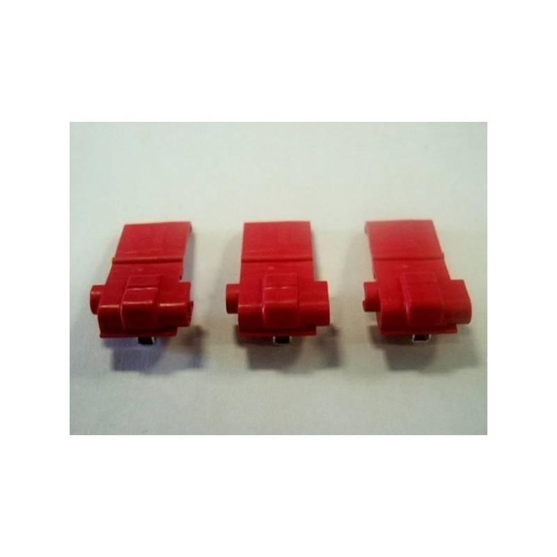 Spojky Num'Axes spojky anténneho drôtu pre elektronické ohradníky 3ks