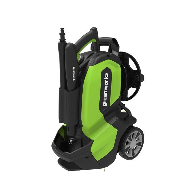 Vysokotlakový čistič Greenworks G50 + Doprava zadarmo