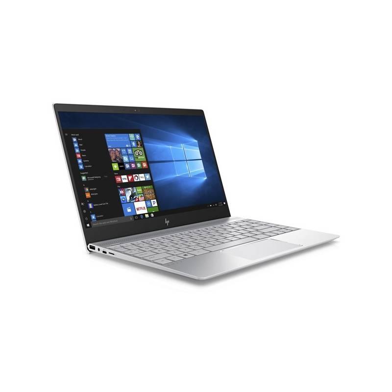 Notebook HP ENVY 13-ad016nc (1VB12EA#BCM) strieborný Software F-Secure SAFE, 3 zařízení / 6 měsíců (zdarma) + Doprava zadarmo