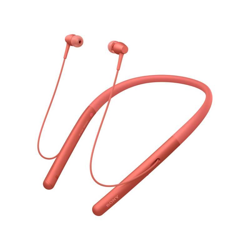Slúchadlá Sony WI-H700 h.ear in 2 Wireless - twilight red (WIH700R.CE7) + Doprava zadarmo