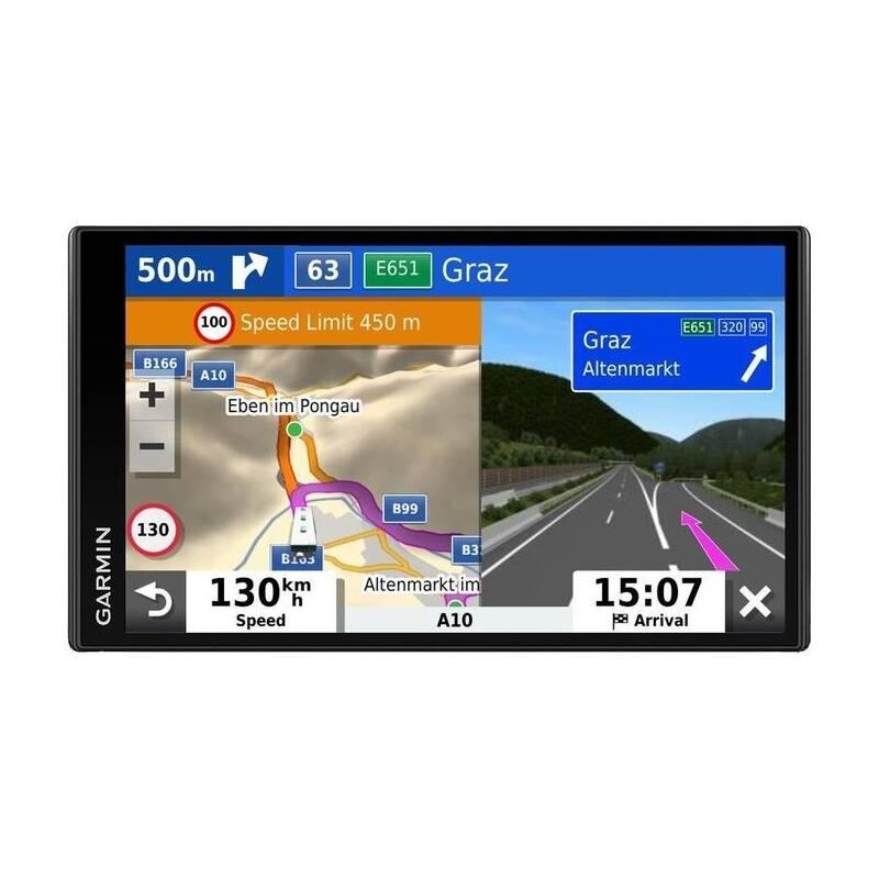 Navigačný systém GPS Garmin 780T-D (010-02227-10) čierny + Doprava zadarmo