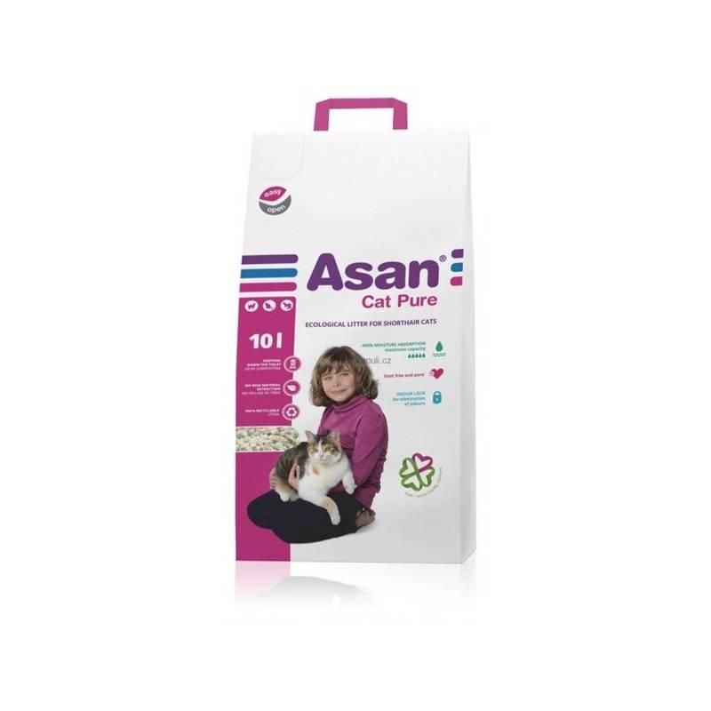 Podstielky Asan Cat Pure 10l