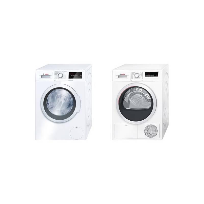 Set výrobkov Bosch WAT24360BY + WTH85207CS + Doprava zadarmo