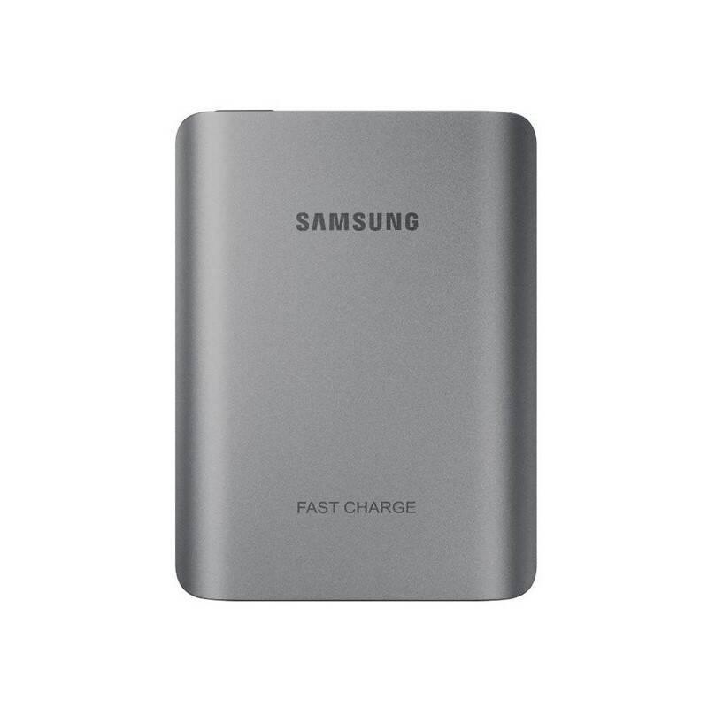 Powerbank Samsung 10200mAh (EB-PN930), s funkcí rychlonabíjení (EB-PN930CSEGWW) šedá