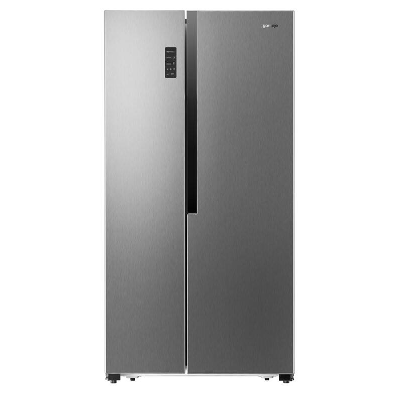 Americká lednice Gorenje NRS9182MX Inoxlook