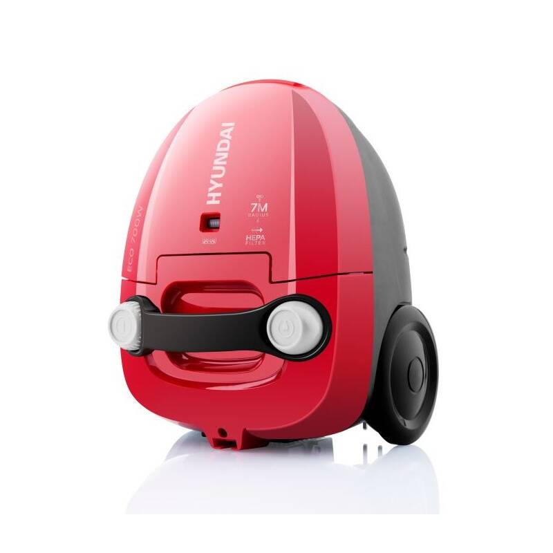 Podlahový vysávač Hyundai VC011 červený