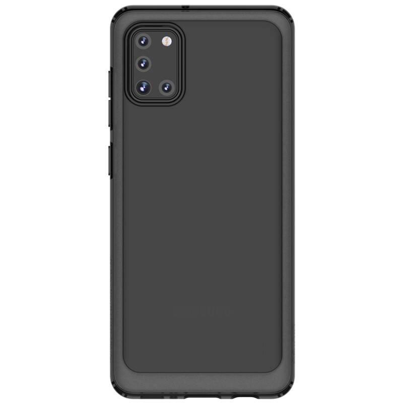 Kryt na mobil Samsung Galaxy A31 (GP-FPA315KDABW) čierny