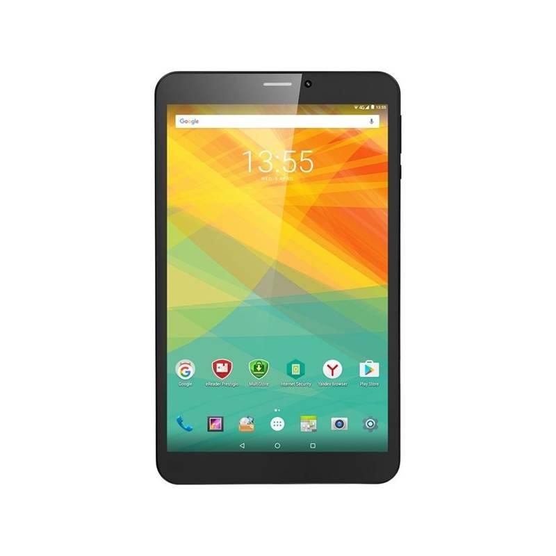 Tablet Prestigio Wize 3418 4G (PMT3418_4G_D) čierny Software F-Secure SAFE, 3 zařízení / 6 měsíců (zdarma) + Doprava zadarmo