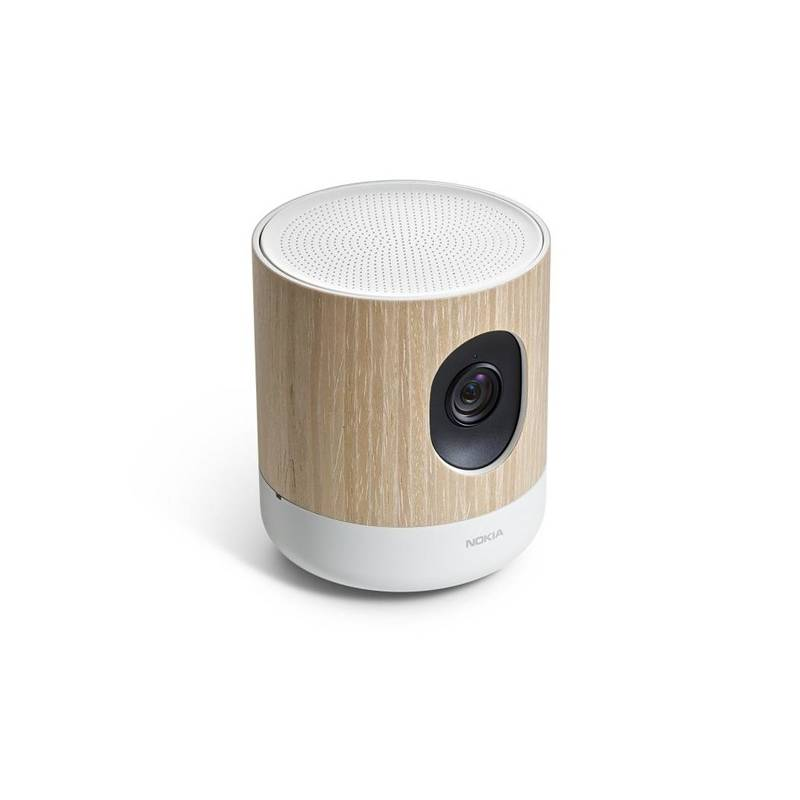 Kamera Nokia Home Video & Air Quality Monitor (441293)