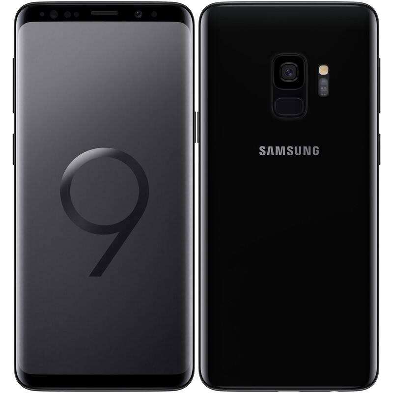 Mobilný telefón Samsung Galaxy S9 256GB (G960F) (SM-G960FZKHXEZ) čierny Software F-Secure SAFE, 3 zařízení / 6 měsíců (zdarma) + Doprava zadarmo