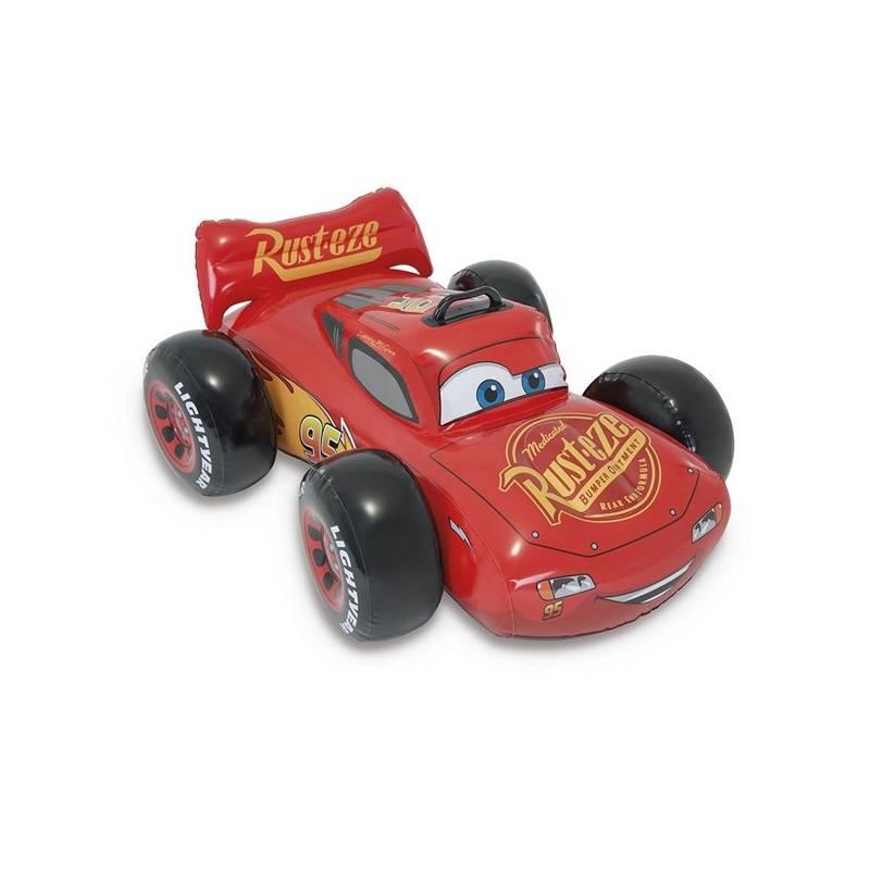 Nafukovací auto Intex Cars 109x84 cm
