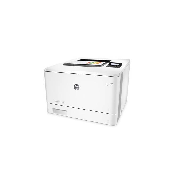 Tlačiareň laserová HP LaserJet Pro 400 color M452dn (CF389A) biela + Doprava zadarmo