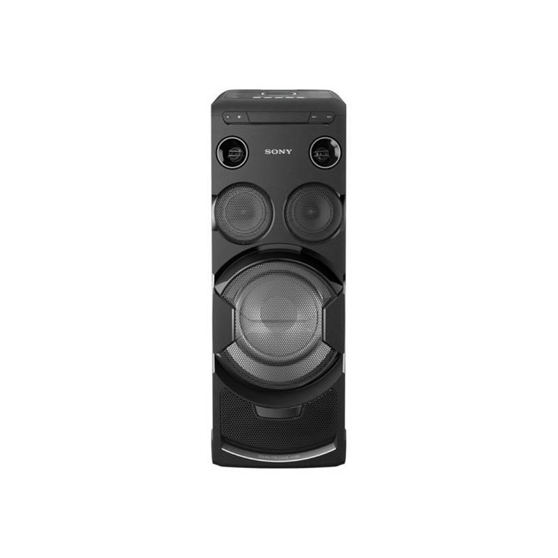 Párty reproduktor Sony MHC-V77DW čierny + Doprava zadarmo