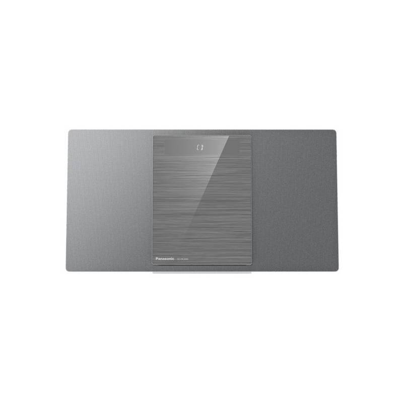 Mikro HiFi systém Panasonic SC-HC400EG-S (SC-HC400EG-S) strieborná