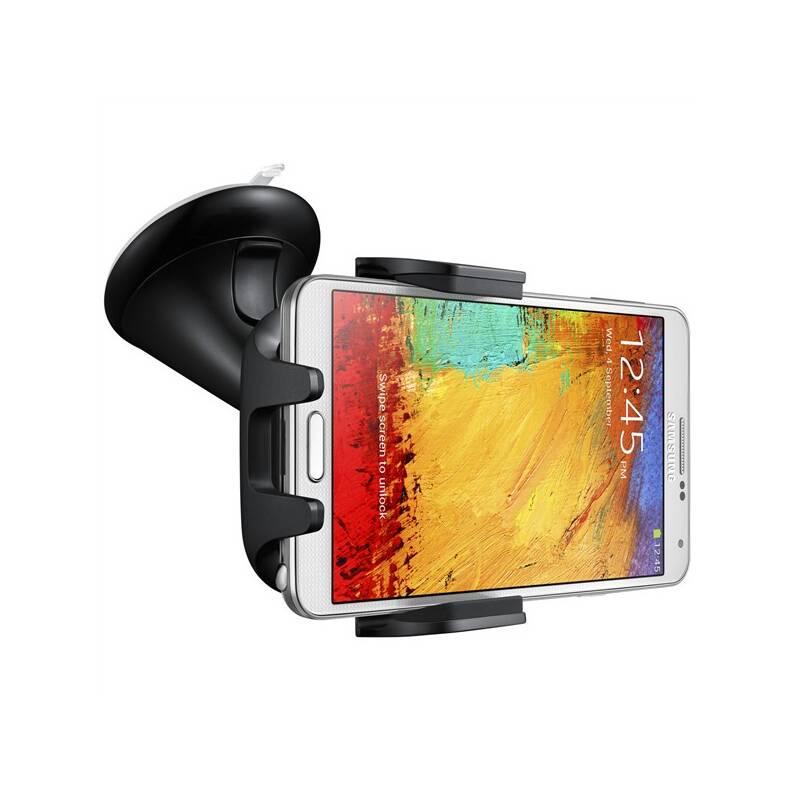 """Držiak na mobil Samsung EE-V200S pro 4 - 5,7"""" (EE-V200SABEGWW) čierny"""