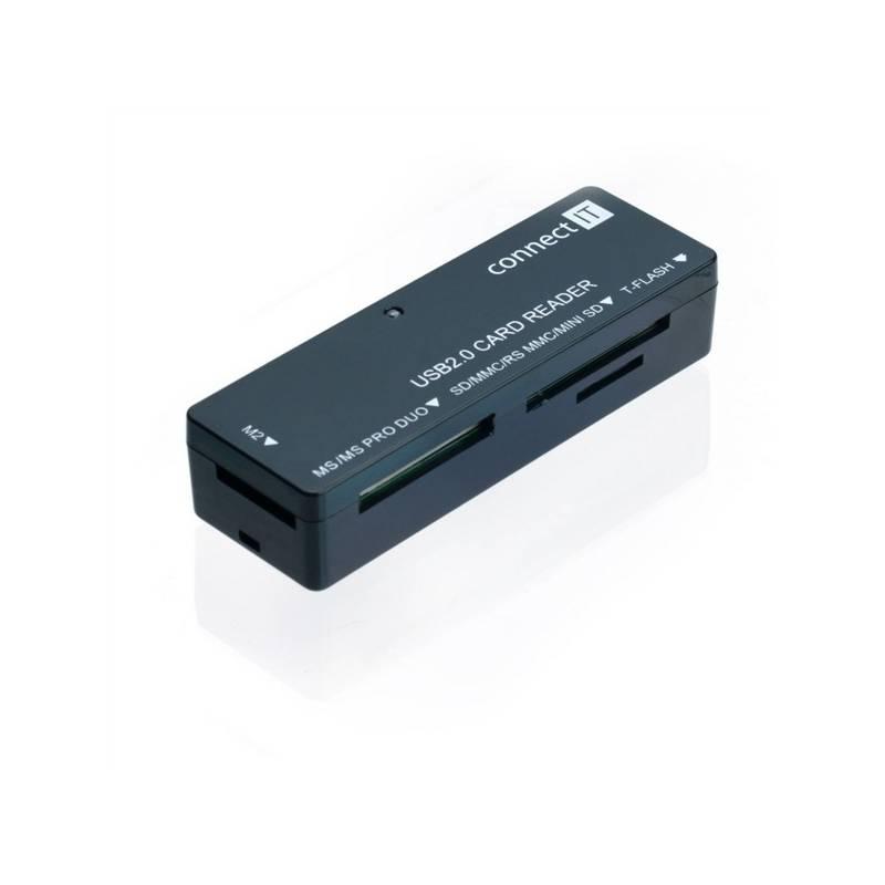 Čítačka pamäťových kariet Connect IT ULTRA SLIM (CI-56)