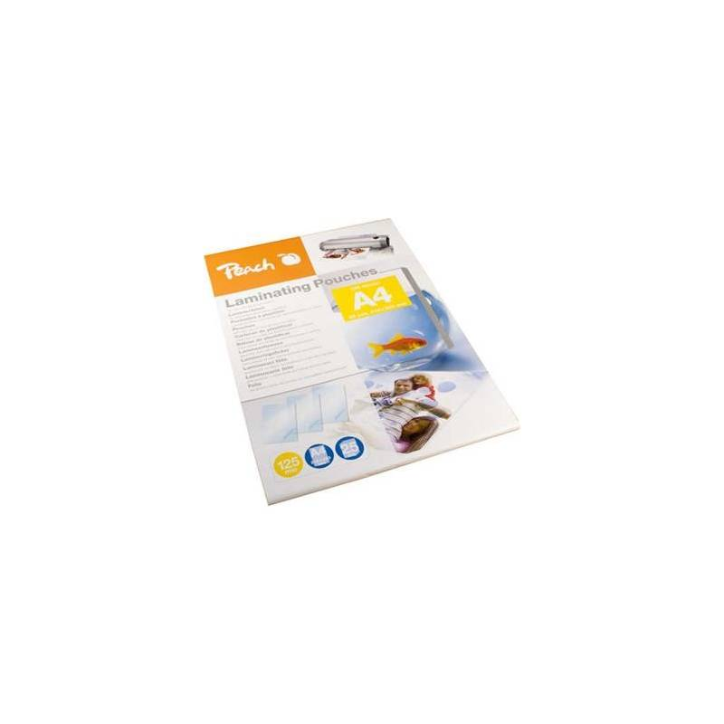 Laminovací fólie Peach A4 (216x303mm), 125mic, PPR525-02, 25pck/BAL (PPR525-02)
