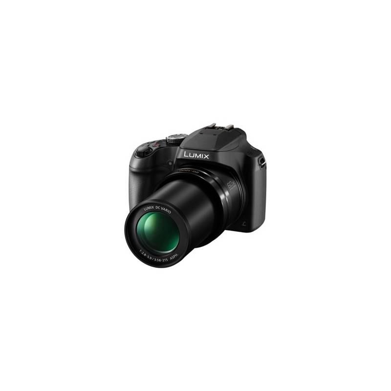 Digitálny fotoaparát Panasonic Lumix DC-FZ82EP-K čierny
