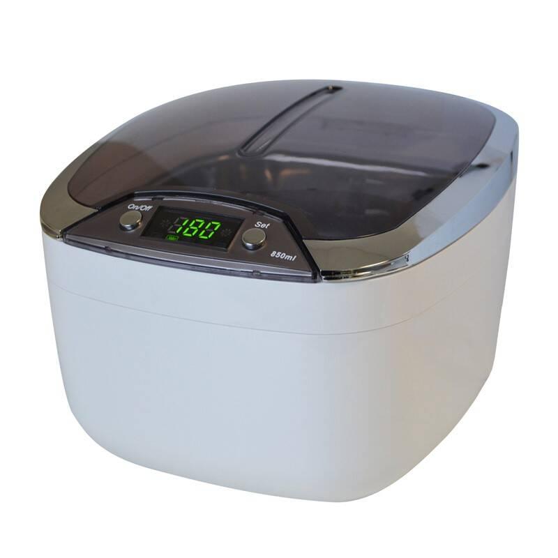 Ultrazvuková čistička Geti GUC 851 plast + Doprava zadarmo