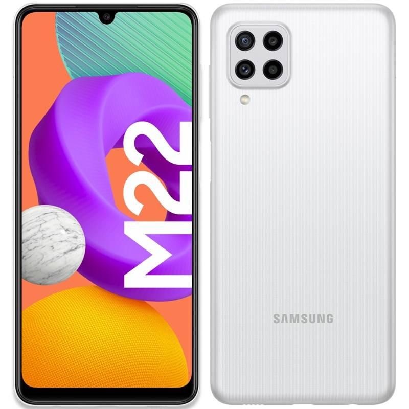 Mobilný telefón Samsung Galaxy M22 (SM-M225FZWGEUE) biely