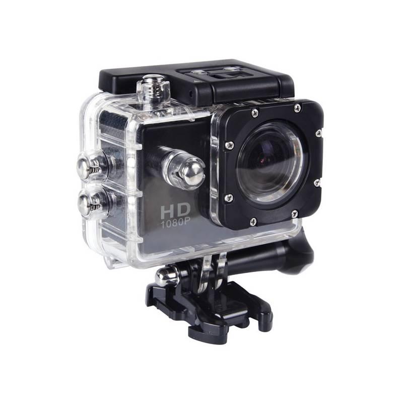 Outdoorová kamera C-Tech MyCam 250 Wide čierna