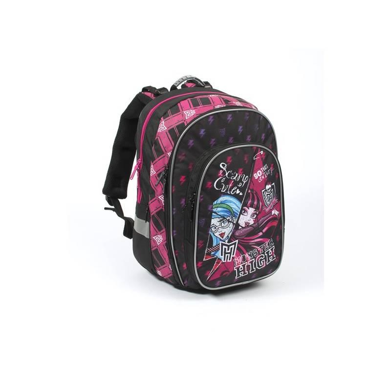 7003966efd79f Plecak szkolny P + P Karton ERGO - Monster High | EUKASA.pl
