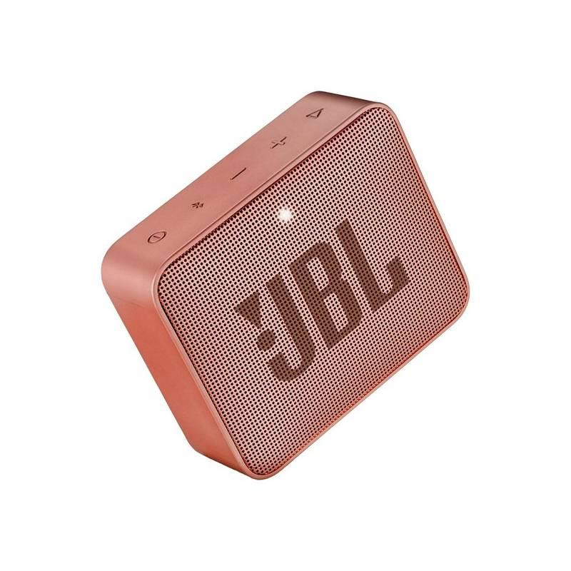 Prenosný reproduktor JBL GO 2 Cinnamon hnedý
