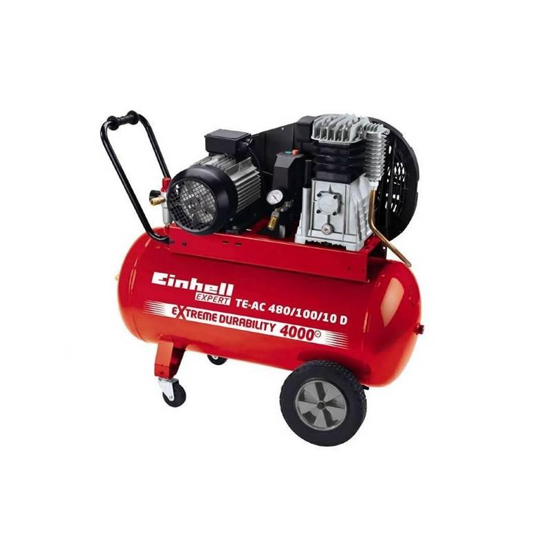Kompresor Einhell TE-AC 480/100/10 D Expert + Doprava zadarmo