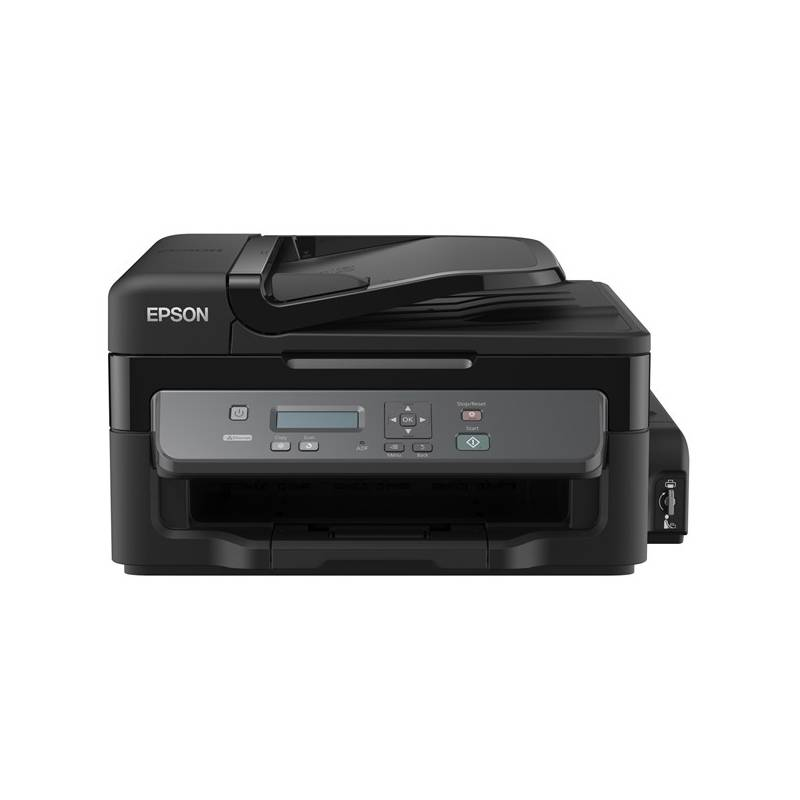 Tlačiareň multifunkčná Epson WorkForce M200, CIS (C11CC83301) čierna