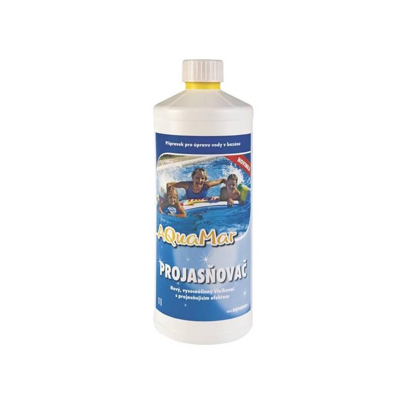 Bazénová chémia Marimex AQuaMar Projasňovač 1l + Doprava zadarmo