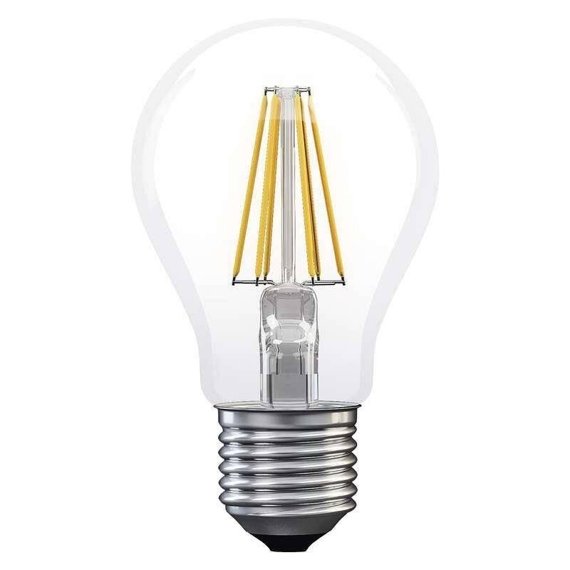 LED žiarovka EMOS Filament klasik, 6W, E27, neutrální bílá (1525283232)