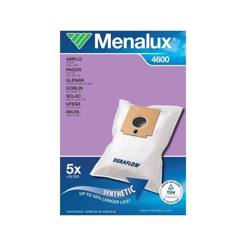Sáčky pre vysávače Menalux 4600