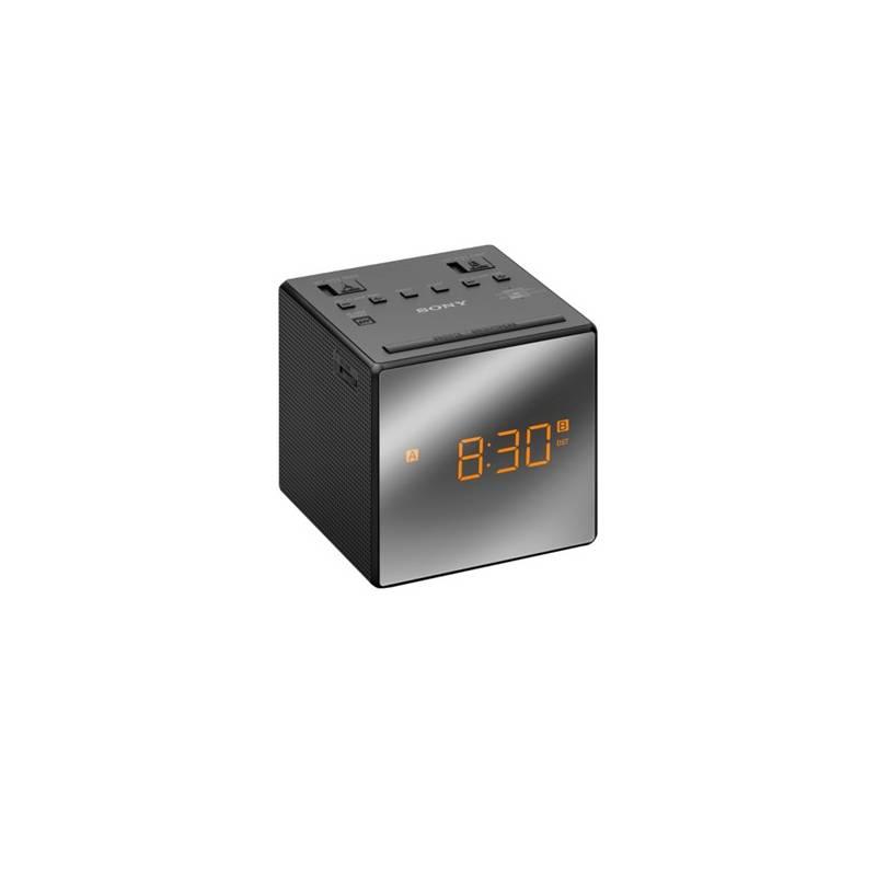 Rádiobudík Sony ICF-C1TB