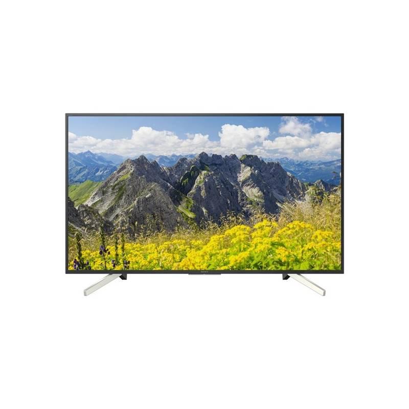 Televize Sony KD-55XF7596 černá