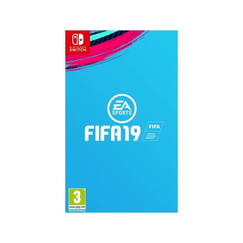 Hra EA SWITCH FIFA 19 (NSS200)