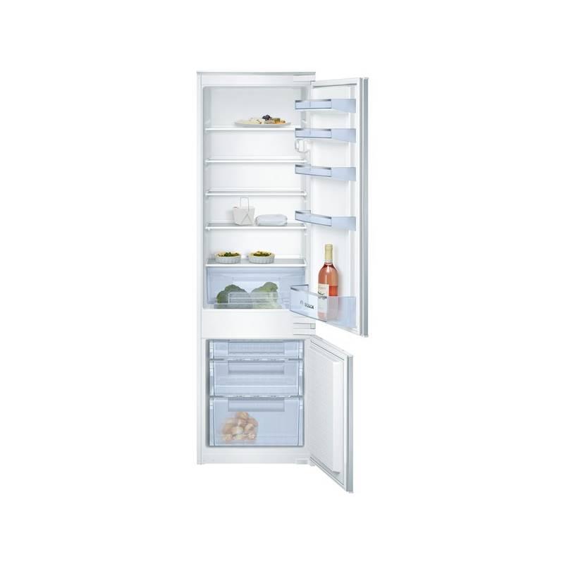 Kombinácia chladničky s mrazničkou Bosch KIV38V20FF + Doprava zadarmo