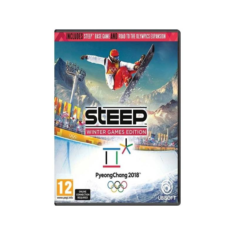 Hra Ubisoft PC Steep Winter Games Edition (3307216035749)