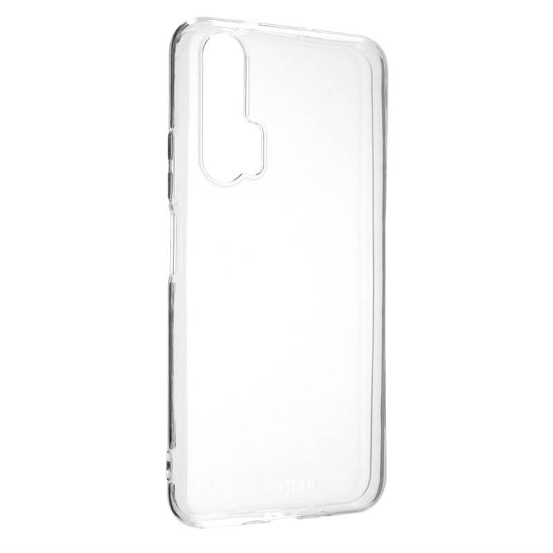 Kryt na mobil FIXED na Honor 20 Pro (FIXTCC-419) priehľadný
