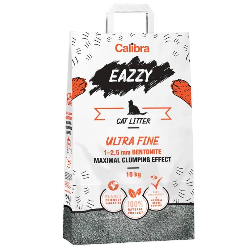 Podstielka Calibra EAZZY Cat Ultra Fine 10 kg