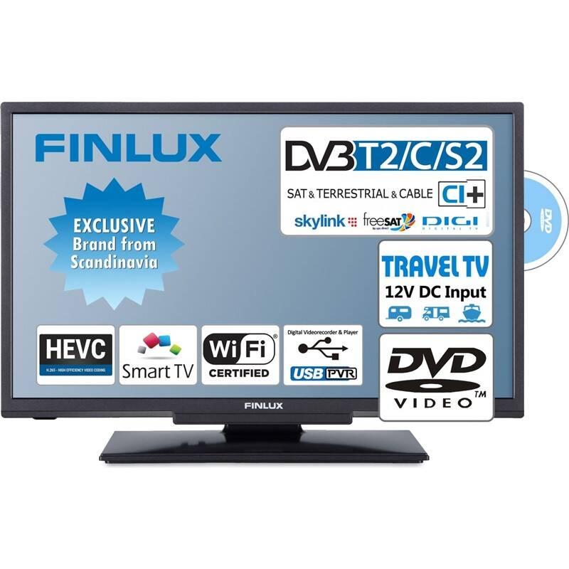 Televízor Finlux 24FDM5660 čierna + Doprava zadarmo