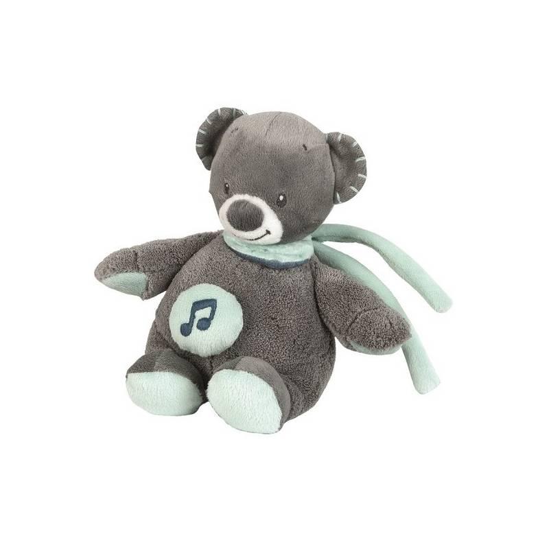 Hudobná hračka Nattou Jack, Jules & Nestor, medvídek Jules plyšová + Doprava zadarmo
