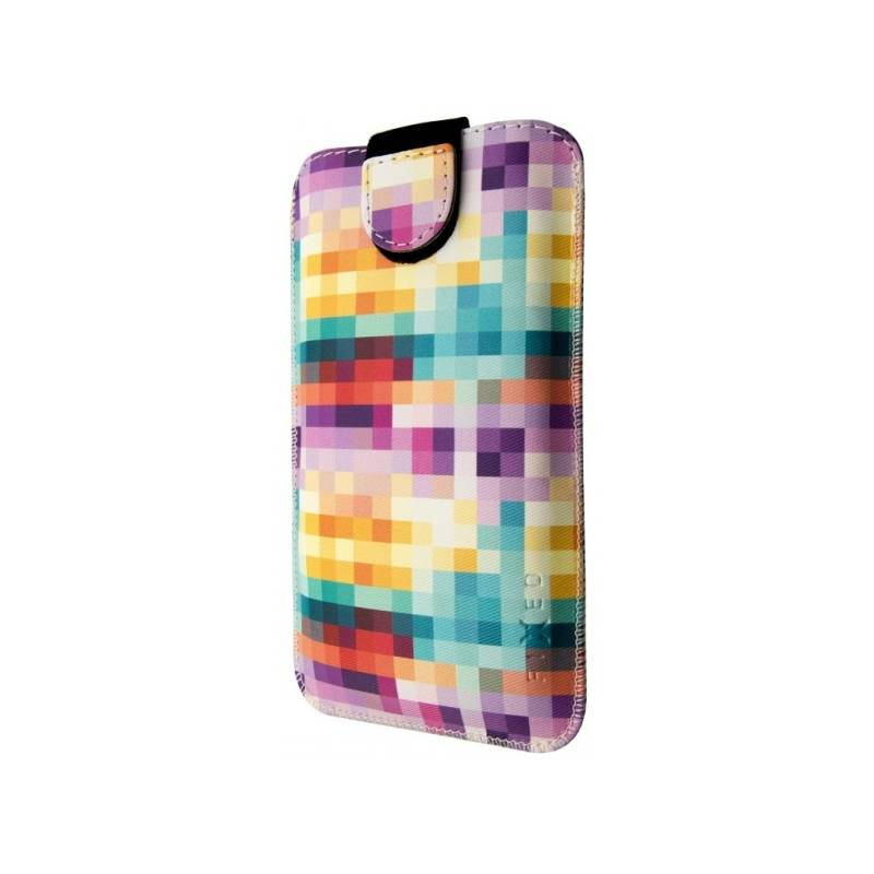 "Púzdro na mobil FIXED Soft Slim Elements 5XL (vhodné pro 5"" - 5,2"") - dice (FIXSOS-DI-5XL)"