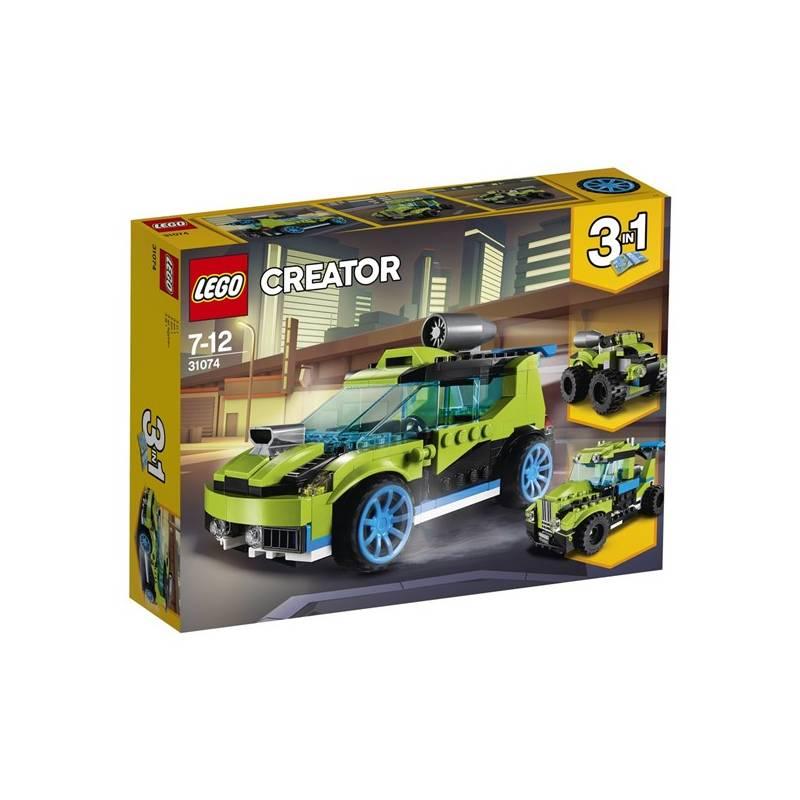 Stavebnica LEGO® CREATOR 31074 Závodní auto
