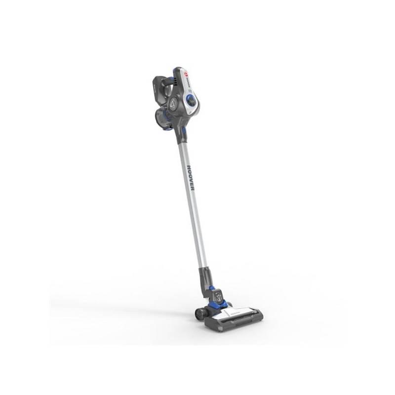 Vysávač tyčový Hoover Rhapsody RA22PTG 011 sivý/modrý + Doprava zadarmo