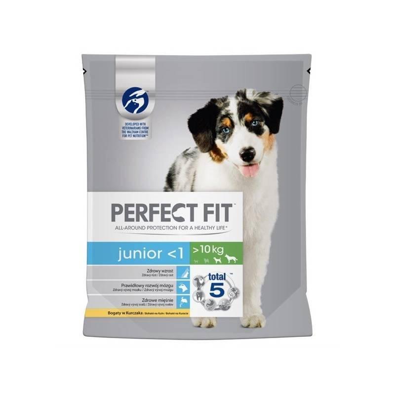 Granule Perfect Fit Dog Junior kuřecí M/L 1,4kg