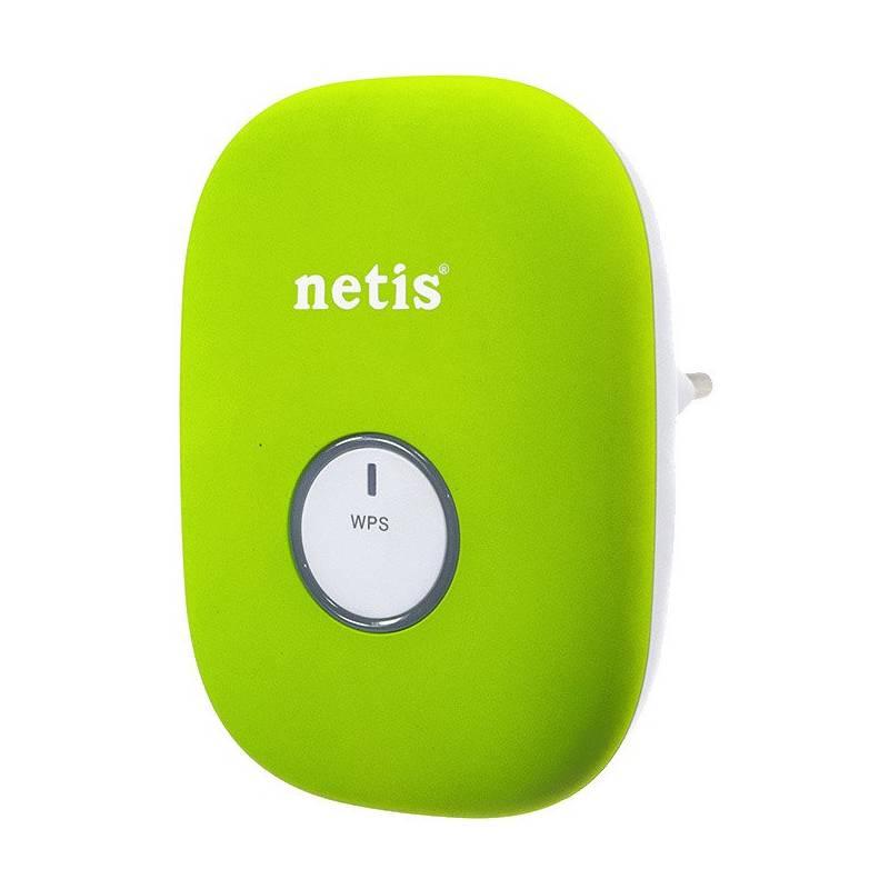 Wifi extender Netis E1+ (zelený) (E1+(GREEN)) zelený