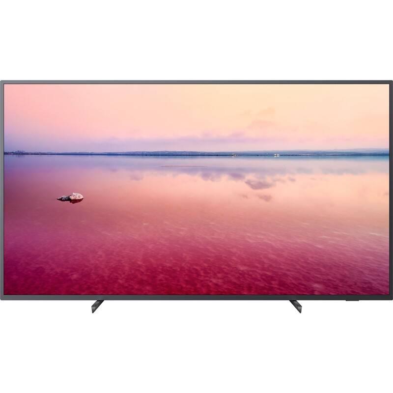 Televize Philips 70PUS6724 stříbrná