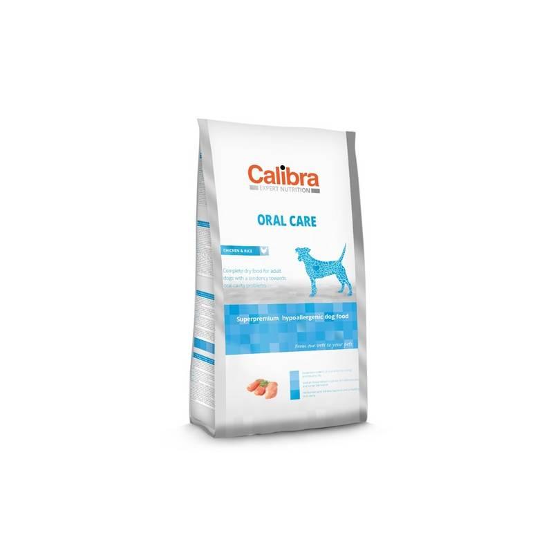 Granule Calibra Dog Expert Nutrition Oral Care 7kg