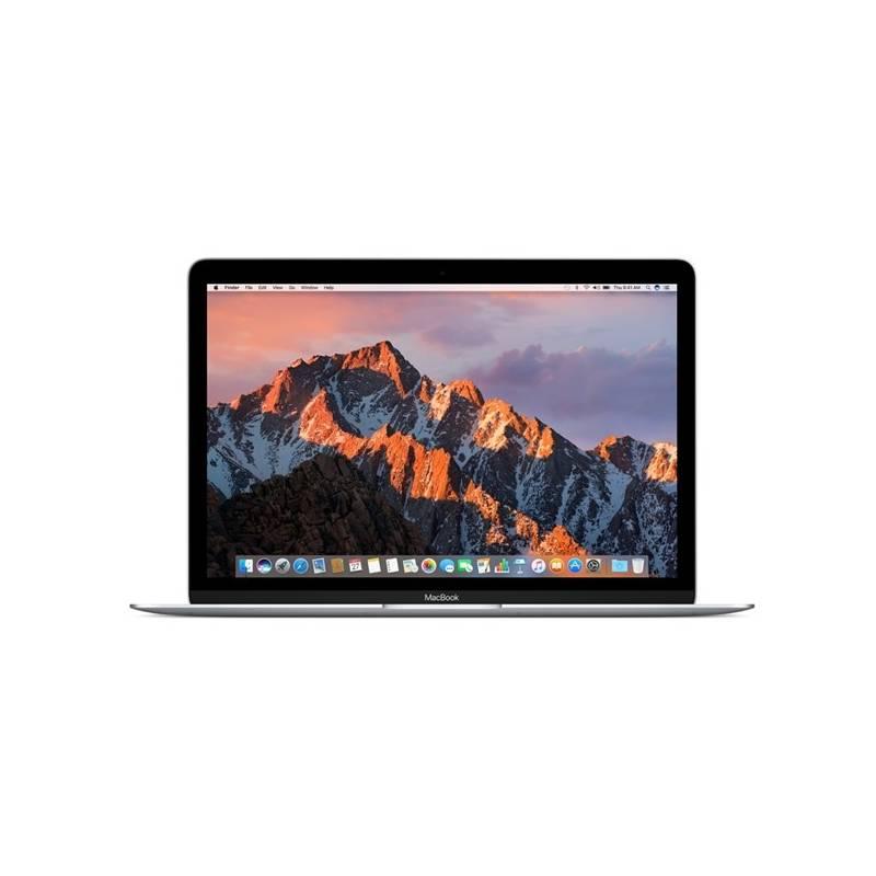 Notebook Apple Macbook 12'' 256 GB SK - silver (MNYH2SL/A) + Doprava zadarmo